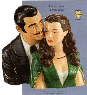 Gone With The Wind Cookie Jar