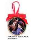 Rhett and Bonnie Ornament